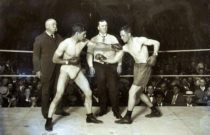 July 31, 1908: Ketchel vs Kelly