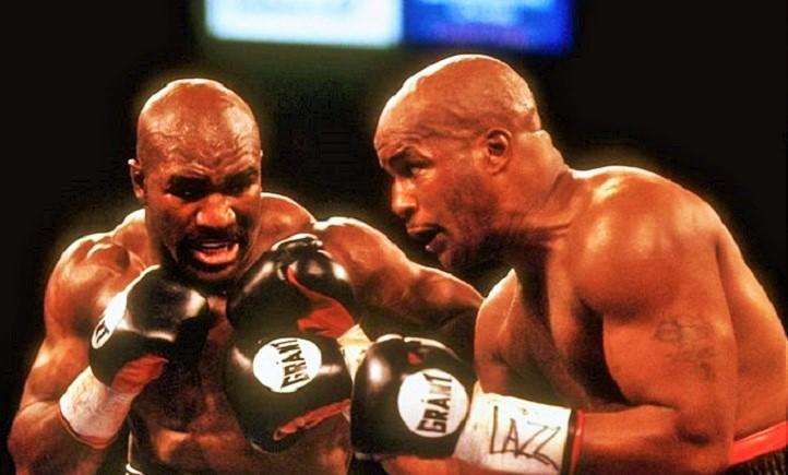 Nov. 8, 1997: Holyfield vs Moorer II