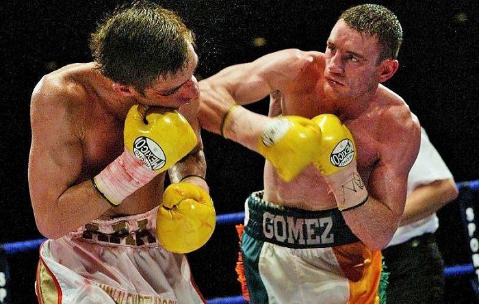 Oct. 25, 2003: Arthur vs Gomez