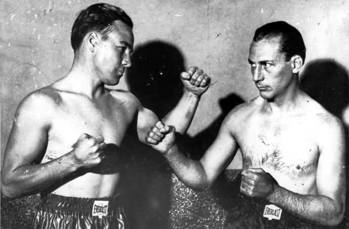 Oct. 7, 1932: McLarnin vs Leonard