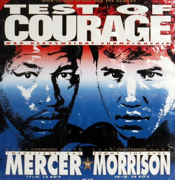 Mercer vs Morrison