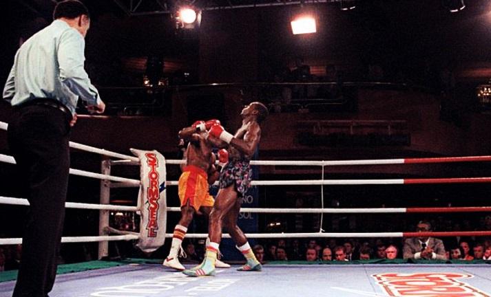 Nov. 24, 1990: Jackson vs Graham