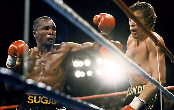 Nov. 7, 1988: Leonard vs Lalonde