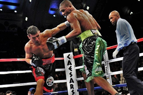 Maravilla knockout
