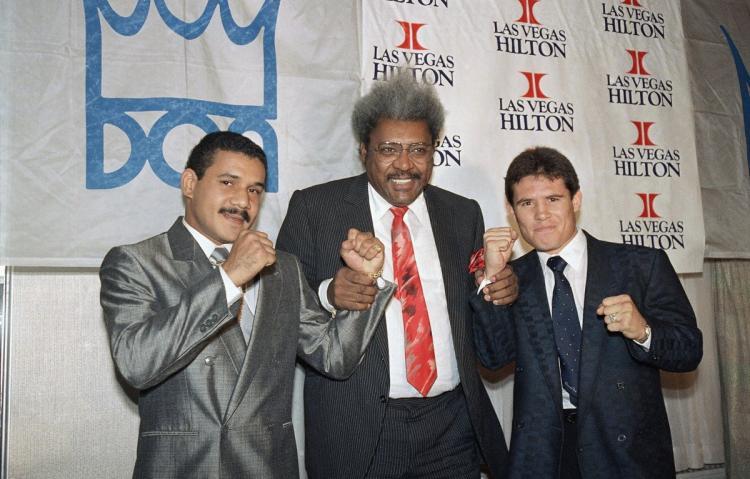 Chavez vs Rosario