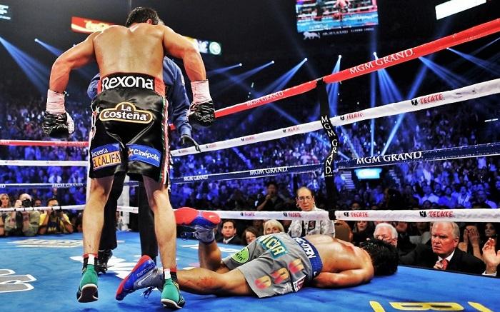 Marquez knockout