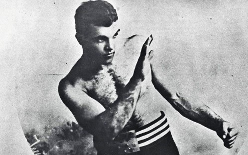 one punch knockout Jeffries vs Corbett