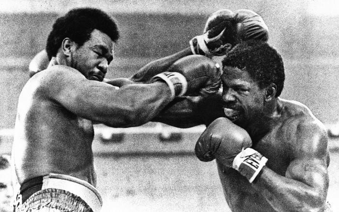 Jan. 24, 1976: Foreman vs Lyle