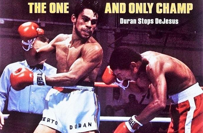 Jan. 21, 1978: Duran vs De Jesus III