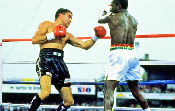 March 1, 1992: Nelson vs Fenech II