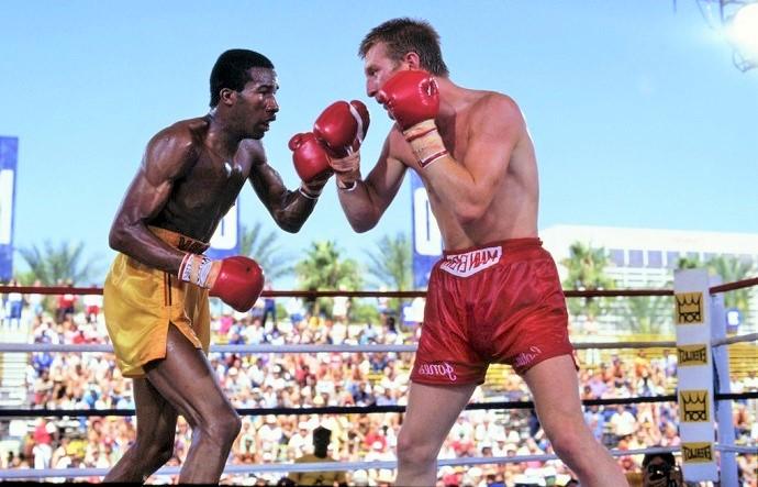 March 19, 1983: McCrory vs Jones I