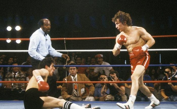 May 8, 1982: Mancini vs Frias