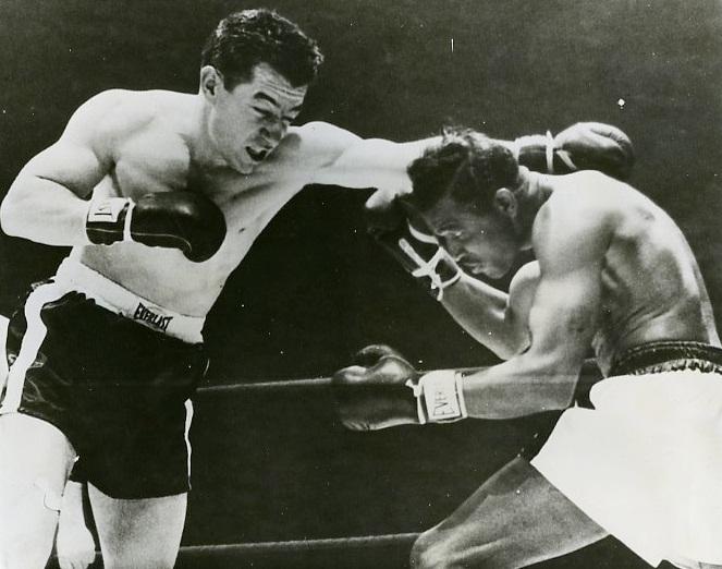 Robinson vs Graziano