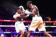 Wilder smashes Ortiz