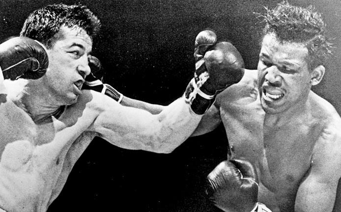 April 16, 1952: Robinson vs Graziano