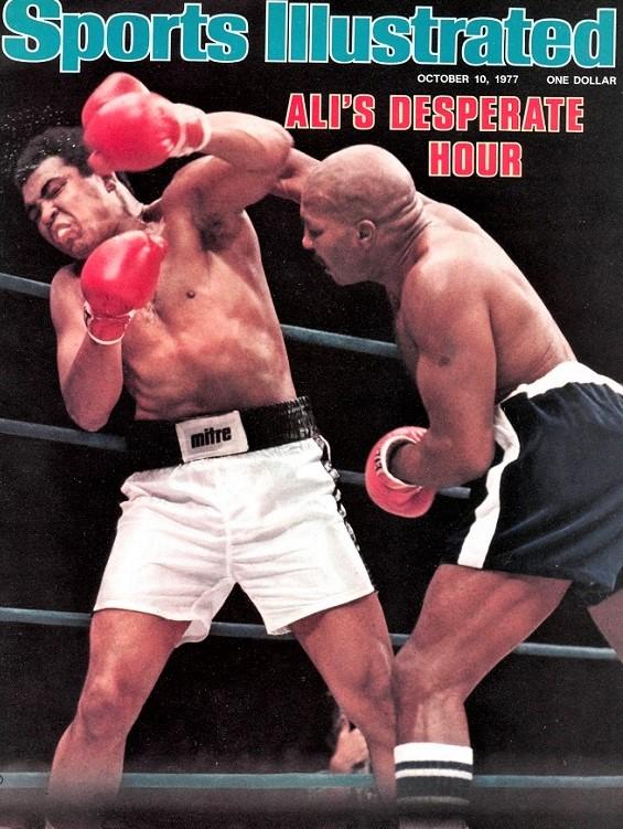 Ali vs Shavers