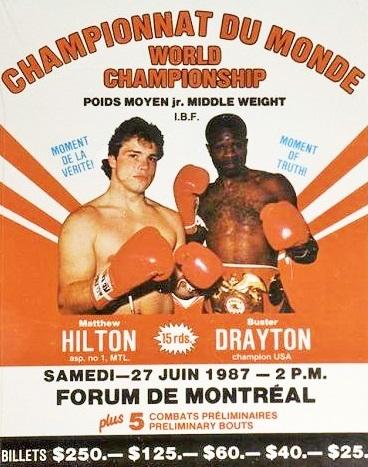 Hilton vs Drayton