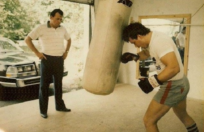 June 27, 1987: Hilton vs Drayton