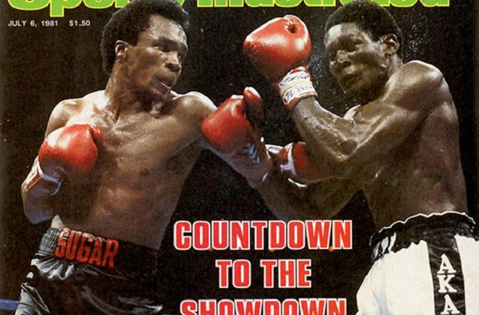 June 25, 1981: Leonard vs Kalule