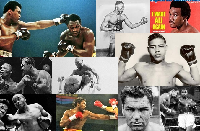 Top 12 All-Time Greatest Heavyweights