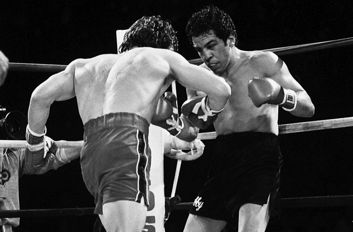 Jan. 14, 1984: Mancini vs Chacon