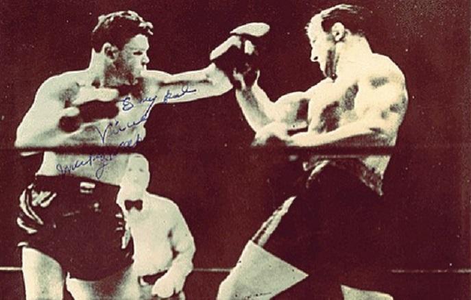 July 22, 1931: Walker vs Sharkey