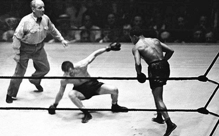 Aug. 17, 1938: Armstrong vs Ambers I