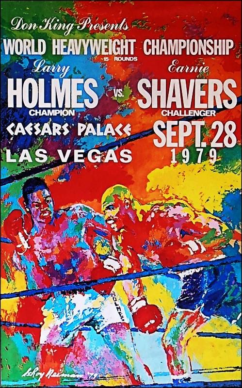 Holmes vs Shavers