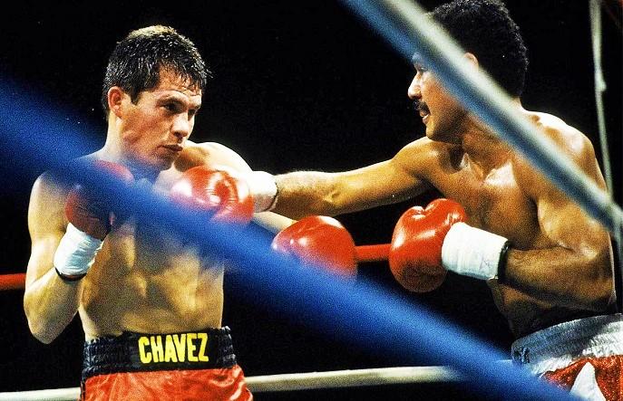 Nov. 21, 1987: Chavez vs Rosario