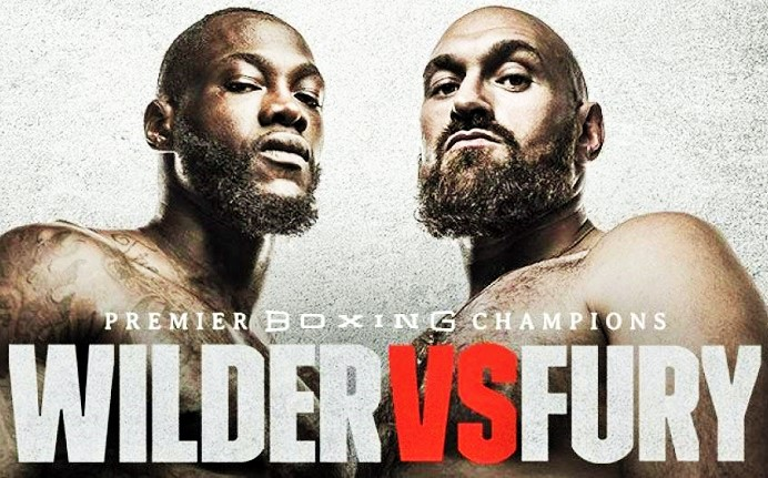 Wilder vs Fury