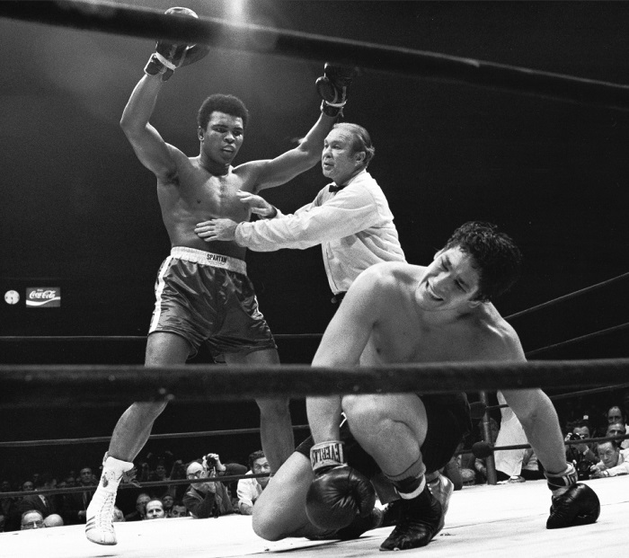 Ali vs Bonavena