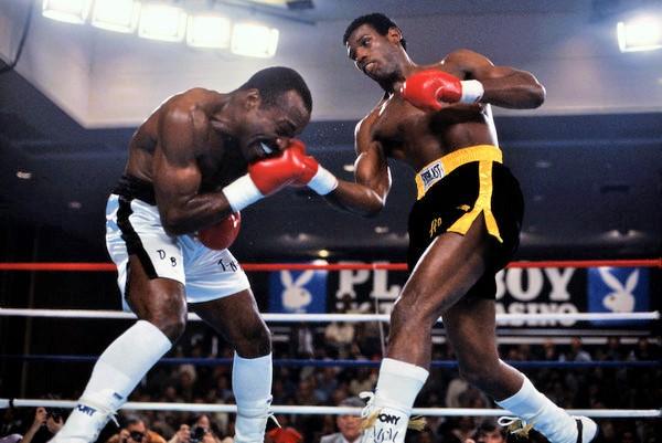 Braxton vs Muhammad