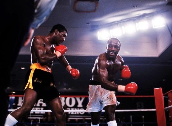 Braxton vs Saad Muhammad