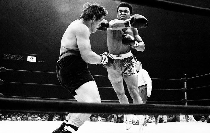 Dec. 7, 1970: Ali vs Bonavena