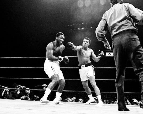 Jan. 28, 1974: Ali vs Frazier II