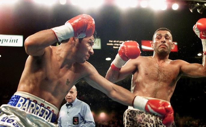 April 7, 2001: Hamed vs Barrera