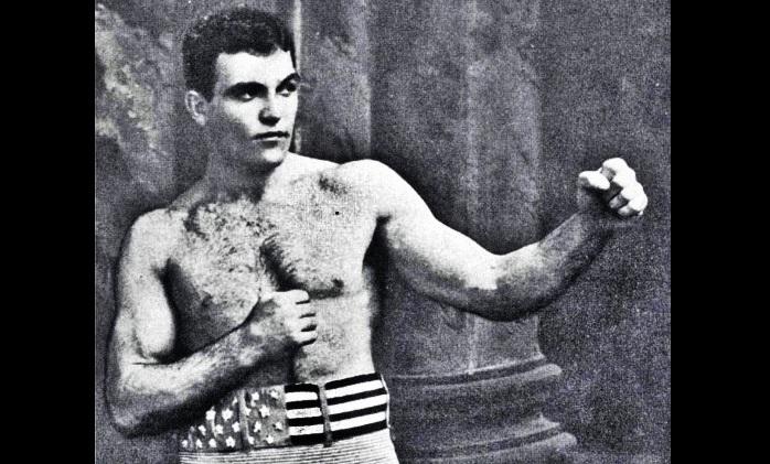 May 11, 1900: Jeffries vs Corbett