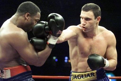 April 1, 2000: Klitschko vs Byrd