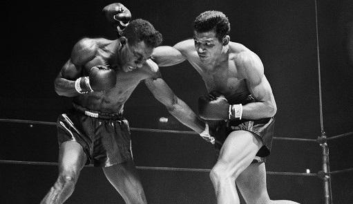 welterweight fights