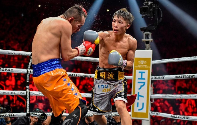 Fight Report Inoue Vs Donaire Another Thrilling Super Series Finale The Fight City