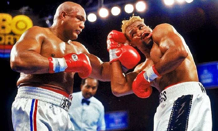 Nov. 22, 1997: Foreman vs Briggs