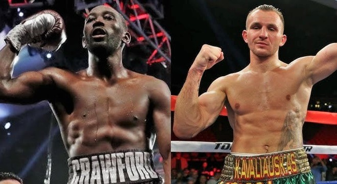 Crawford vs opponent