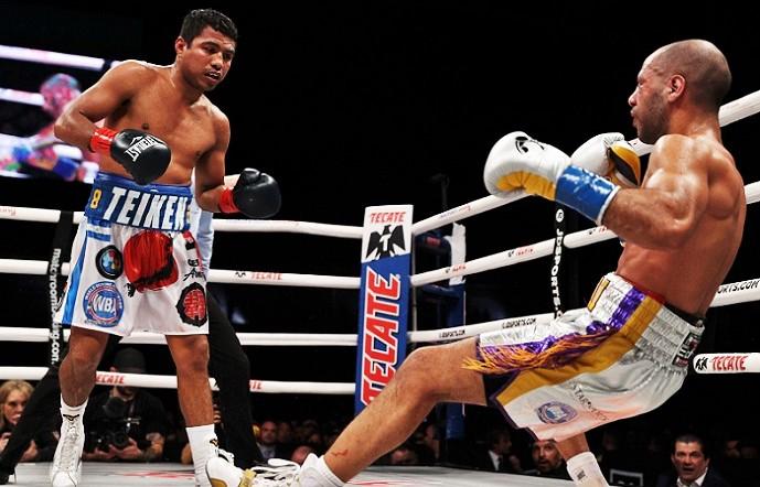 Gonzalez vs Yafai