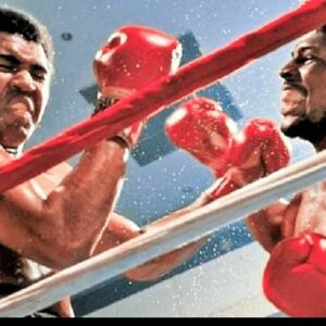 Greatest Upsets Ali Spinks