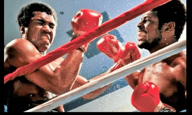 Greatest Upsets Ali Spinks