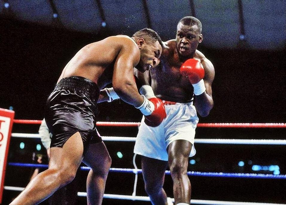 Tyson vs Douglas