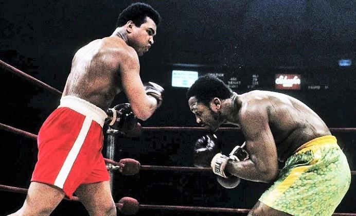 March 8, 1971: Ali vs Frazier I
