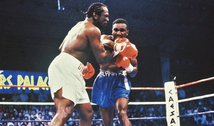 March 11, 1989: Holyfield vs Dokes