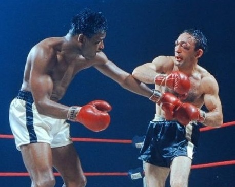 Robinson vs Basilio