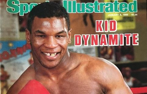 Tyson vs McBride